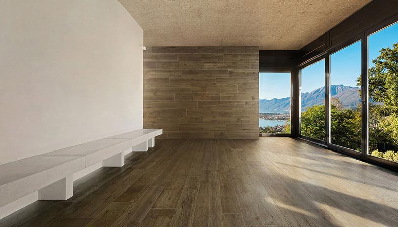 Baldosas de gres efecto madera, vocación natural
