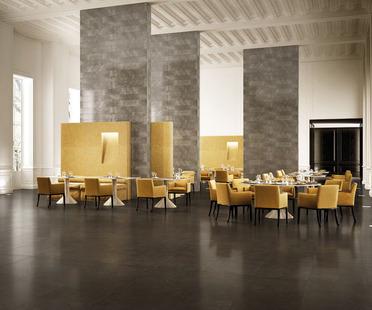 Baldosas efecto mármol para espacios residenciales y comerciales