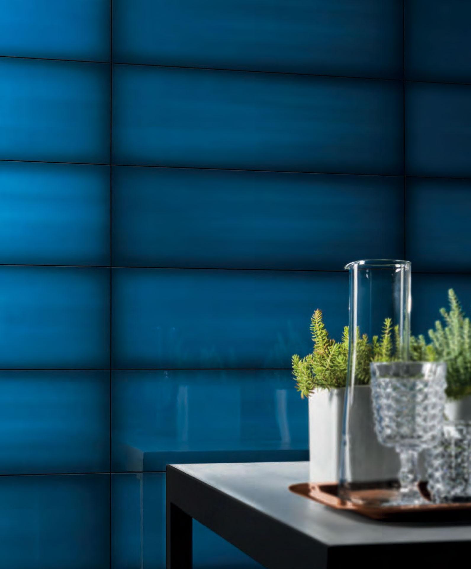 Revestimientos Slide: el color de los espacios contemporáneos