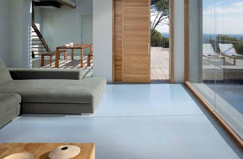 Ariostea Iridium: el color protagonista de los espacios modernos