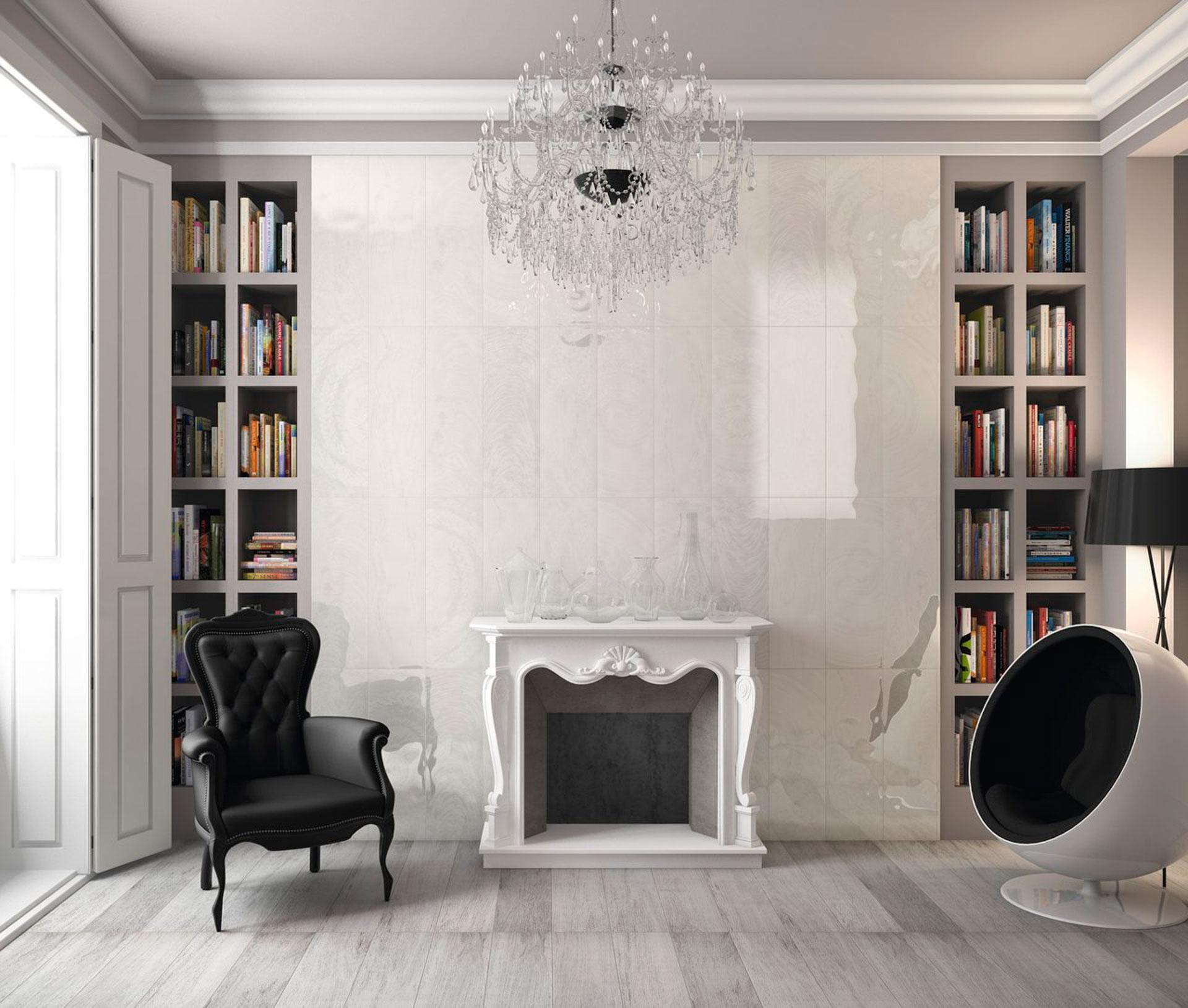 Colecciones de IRIS Ceramica para los espacios contemporáneos