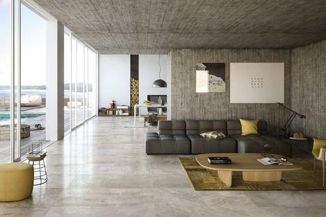 Urban living design: City y Mile_Stone de Porcelaingres