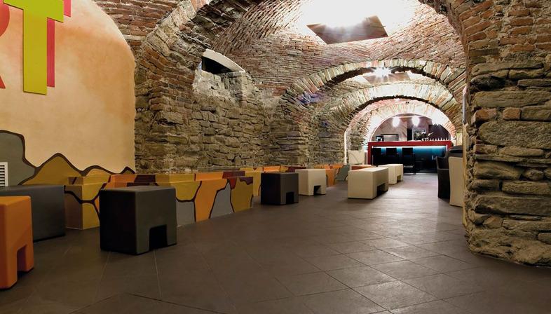 Superficies para bares y restaurantes: colecciones de gres porcelánico FMG