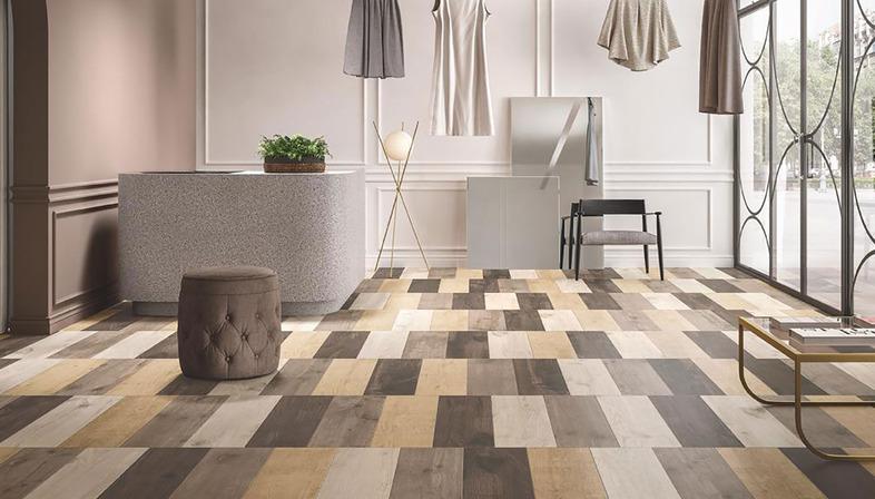 Bois Urbain: el encanto del efecto madera para superficies internas y externas
