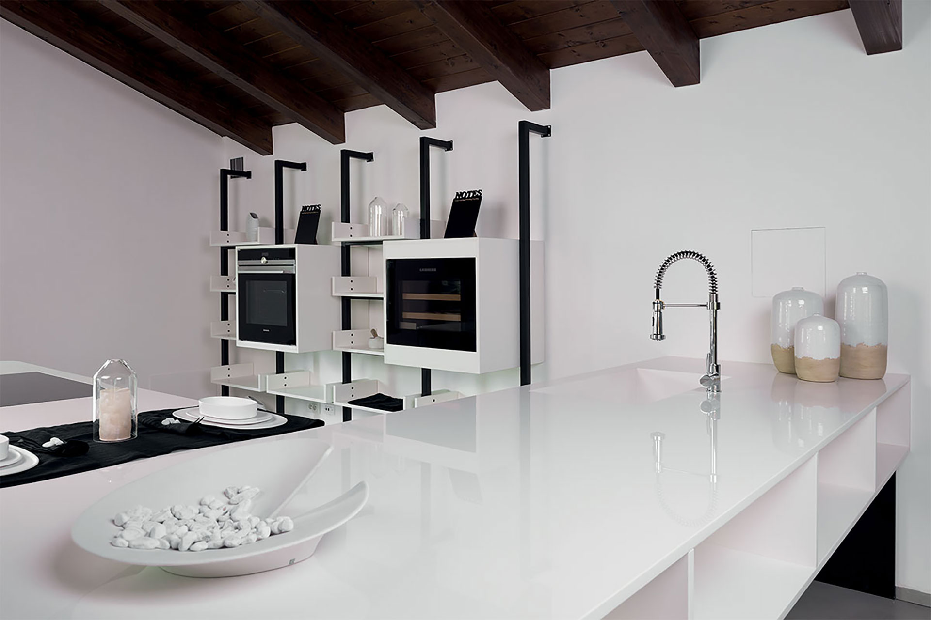 Encimeras de cocina SapienStone: la superficie de trabajo ideal para casas y restaurantes
