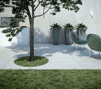 Outdoor Special: nuevas soluciones de Porcelaingres para ambientes al aire libre