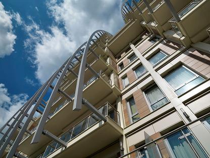 Ariostea: revestimientos para superficies de exteriores y fachadas ventiladas