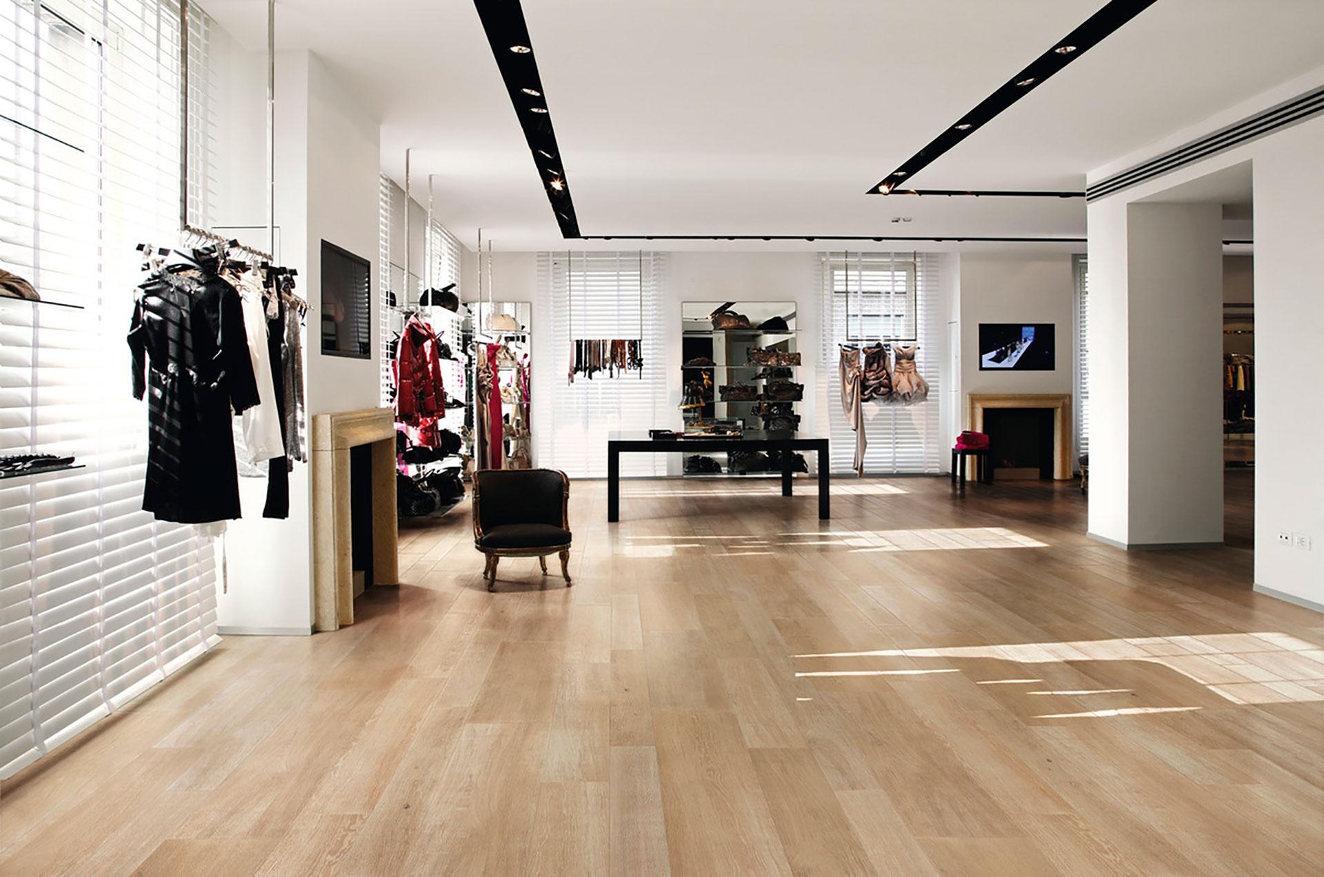 Maderas High-Tech Ariostea: la tradición se convierte en diseño contemporáneo