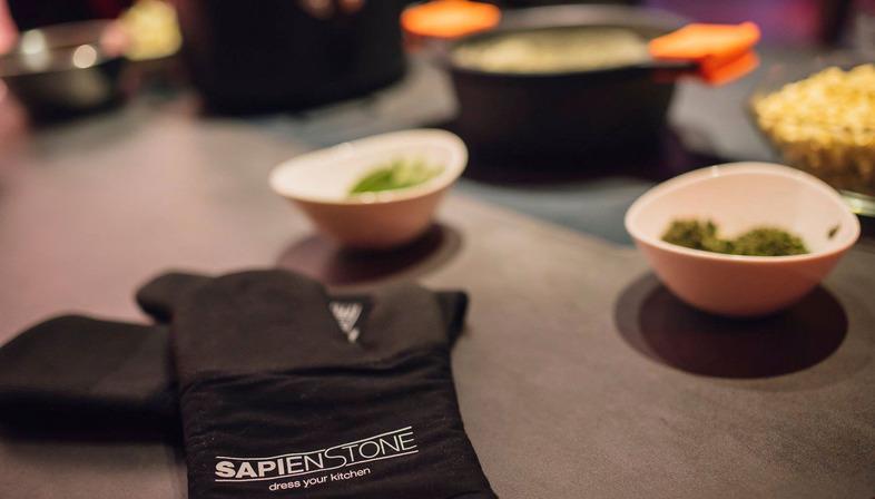 SapienStone: el gres porcelánico de alta gama se transforma en encimera top cucina