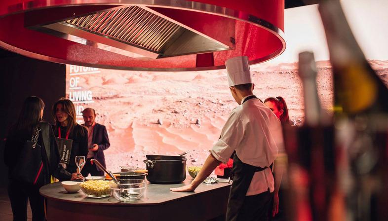 SapienStone: innovación y estética de las encimeras de cocina