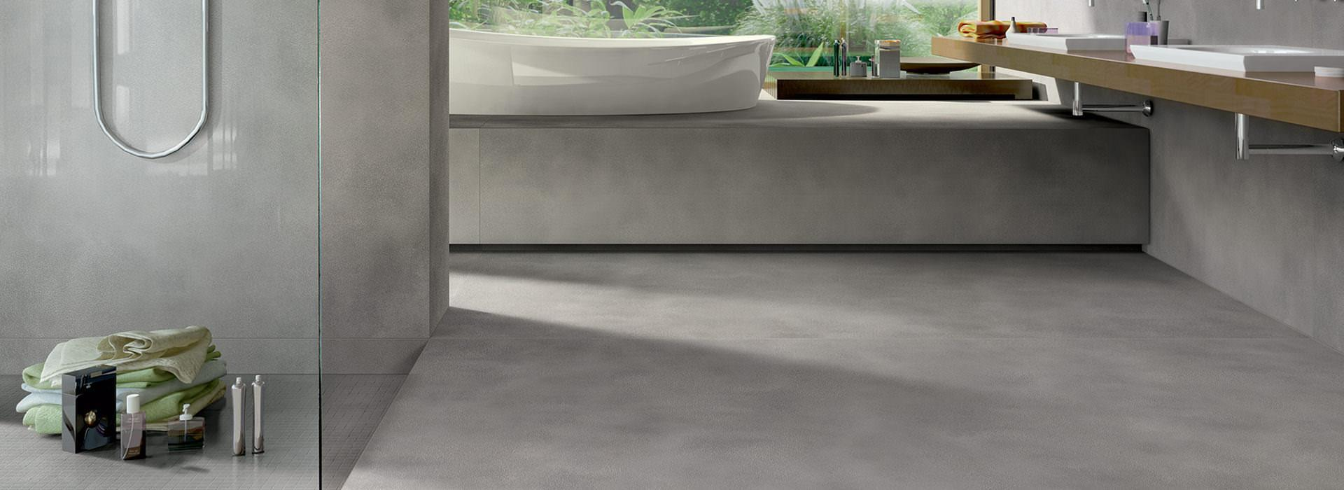 Roads de Maxfine: gres porcelánico de formato grande para ambientes internos y externos