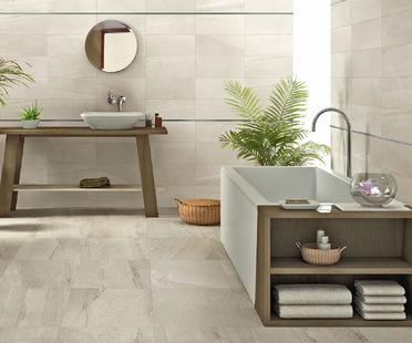 Baños y cocinas: el diseño clásico y moderno de Iris Ceramica