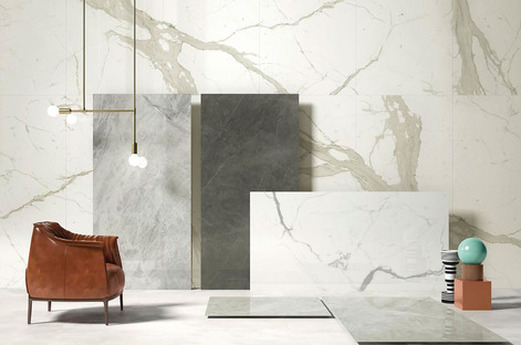 Grandes losas Ultra Ariostea y DYS – Design Your Slabs