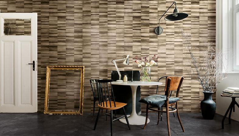 Creatividad y armonía: los revestimientos en efecto madera Litt Wood de Iris Ceramica