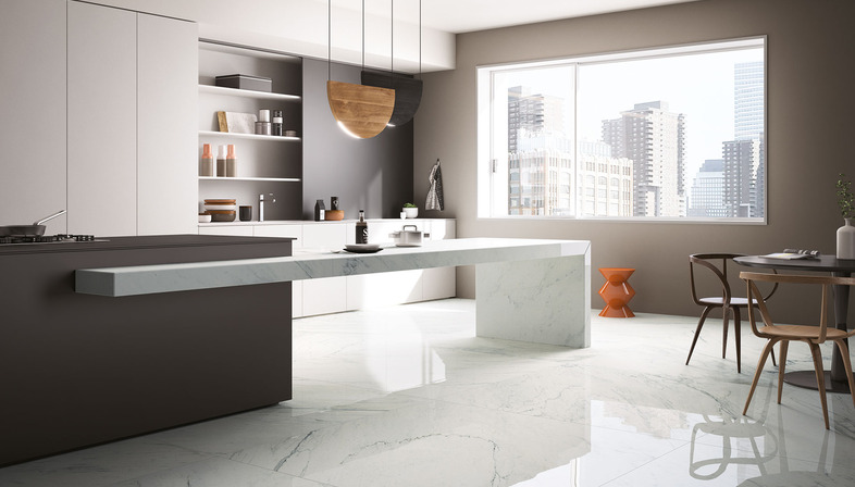 Fiandre Architectural Surfaces: Marmi Maximum para ambientes clásicos y contemporáneos
