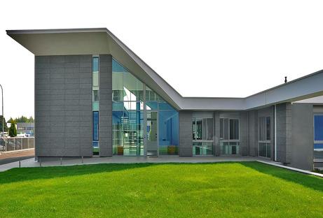 Fachadas ventiladas de Ariostea: ventajas y cualidades estéticas de las grandes superficies de exterior