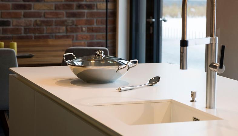 Proyectos exclusivo y a medida con encimeras de cocina SapienStone