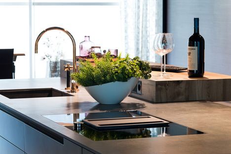 Encimera de cocina SapienStone: la solución ideal para la cocina contemporánea