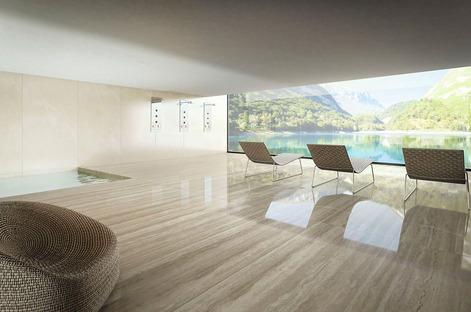 Pavimentos, revestimientos y aplicaciones de diseños con Ultra Marmi Ariostea