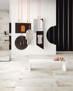 Magneto: la colección Fiandre para espacios de estilo metropolitano e industrial