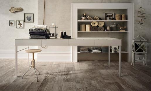 Colección Madeira de Iris Ceramica: el efecto madera versátil y de tendencia