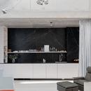 Encimeras de cocina oscuras para todos los estilos de cocina contemporánea