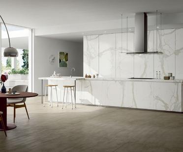 Esenciales y elegantes: las superficies claras de las encimeras de cocina SapienStone