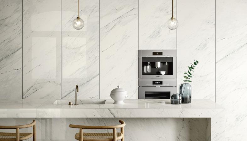 Resistencia y belleza: el gres porcelánico para la cocina 2020 SapienStone