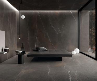 Ultra Pietre Ariostea para revestimientos y decoraciones clásicas y modernas