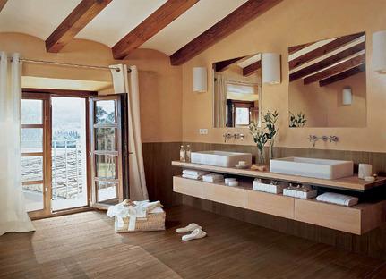 Belleza y funcionalidad: el cuarto de baño a medida Iris Ceramica