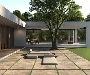 Renovar los pavimentos exteriores: soluciones para exteriores de Porcelaingres