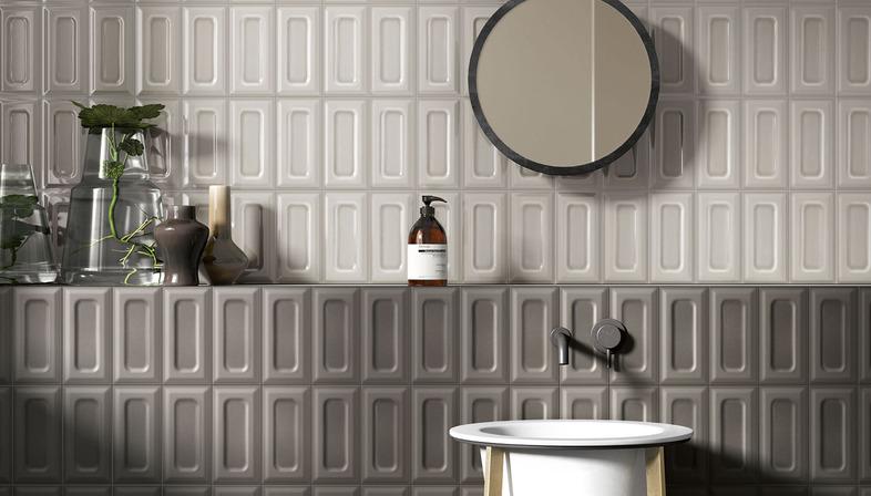 El baño moderno: soluciones cerámicas de estilo vintage