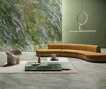 Personalizar los espacios con los grandes formatos: las nuevas colecciones Ultra Ariostea