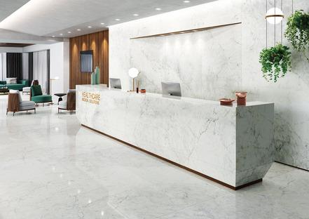 Entre lo clásico y lo contemporáneo: la estética del mármol en los nuevos modelos FMG