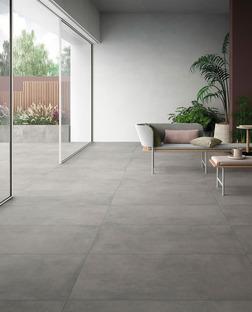 Ariostea Next: cemento y resinas para el diseño de los ambientes contemporáneos