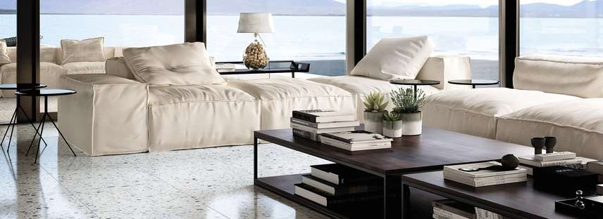 Venice Villa: el terrazo veneciano FMG para interiores exclusivos y versátiles