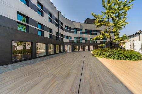 Eficiencia y belleza: fachadas ventiladas Granitech para nuevos edificios y reformas