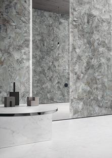Ultra Crystal Quartz: nuevas superficies inspiradas en el mundo mineral
