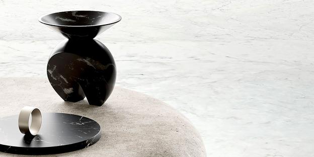 Superficies cerámicas Fiandre: pavimentos, revestimientos y muebles a medida efecto mármol