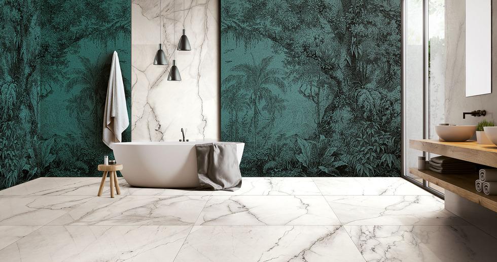 La tendencia de la decoración en las superficies cerámicas: DYS - Design Your Slabs