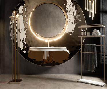 La fuerza y la belleza de la cerámica técnica en el baño contemporáneo: la decoración exclusiva Seventyonepercent