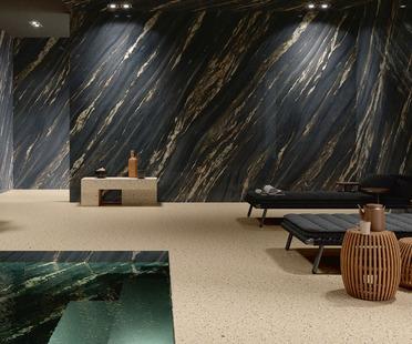 Nuevos mármoles Ultra Ariostea para ambientes de estilo personal y refinado