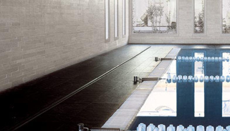 Las exigencias tecnicas y esteticas de los SPA | Floornature