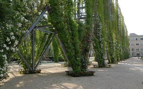 Parque MFO Zurich Oerlikon (CH). Transformación de antigua área industrial