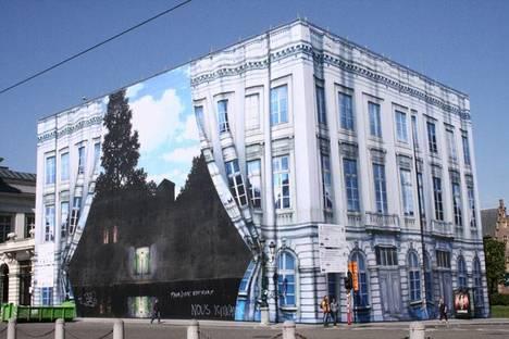 El Museo Magritte en Bruselas, 2009