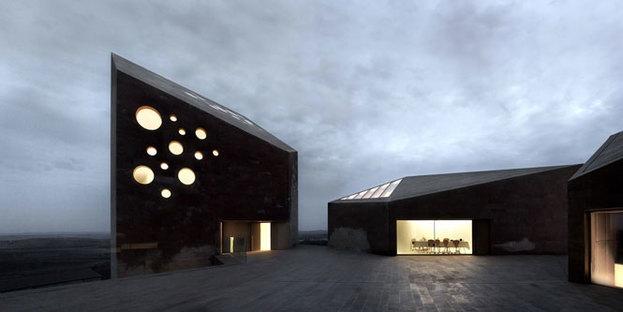 Consejo Ribera del Duero. Proyecto: Estudio Barozzi Veiga S.L.P.