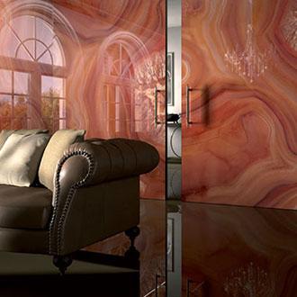 Revestimientos de ceramica de efecto marmol floornature for Marmol veteado sinonimo