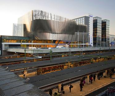 Revestimientos exteriores y fachadas ventiladas. Stockholm Waterfront.