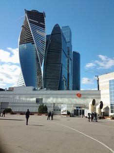MosBuild 2014 feria de la cerámica y del diseño en Moscú