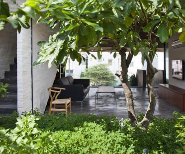 Arquitectura sostenible: del proyecto a los revestimientos cerámicos